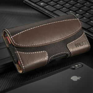 Horizontal Leather Case Pouch Holster Belt Clip For Samsung Galaxy S10 Plus S10e Ebay