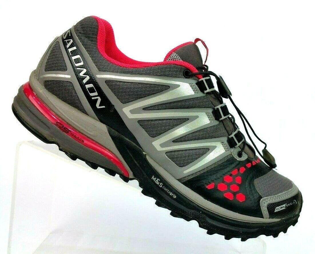 Salomon XRCROSSMAX1 Ortholite Performance SensiFlex Neutral Trail Women 8 EUR 40