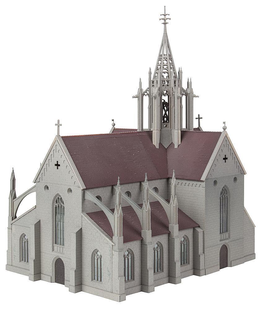 Ftuttier h0 cattedrale, Mondi Miniatura Kit Kit Kit (1 87), Art. 130598 2423c8