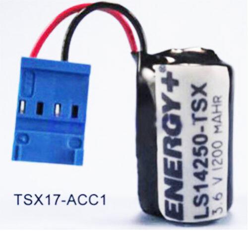LS14250-TSX Telemechanique TSX17 PLC TSX17-ACC1 Battery Schneider Electric