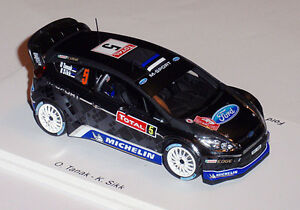 Ford-Fiesta-RS-WRC-No-5-8th-WRC-Monte-Carlo-2012-Taenak-S3341-Spark-1-43-NEW-OVP