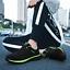 Sneakers-chaussures-baskets-homme-tendance-tennis-sport-tissu-running-pas-cher Indexbild 4