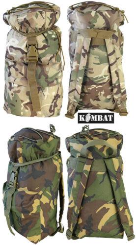 Kids Military Boys 15L Rucksack BTP Camo British Army MTP Day Bag Travel Pack