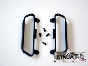 Traxxas TRA5823 Nerf Bars Chassis Black Slash