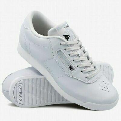Reebok Classics Women's Classics Princess Trainers UK 5.5 White