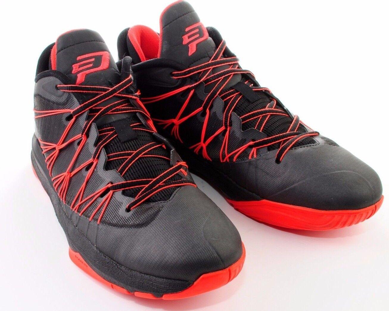 Nike Jordan CP3 VII AE Black Size 10.5 Mens Sneaker 644805-024