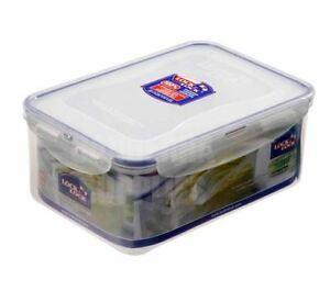 LOCK LOCK RECTANGULAR AIRTIGHT LUNCHBOX FOOD STORAGE CONTAINER 23