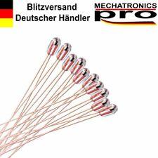 NTC 3950 100K Thermistor Sensor Temperaturfühler 1,1 m Kabel für 3D Drucker Z1H6