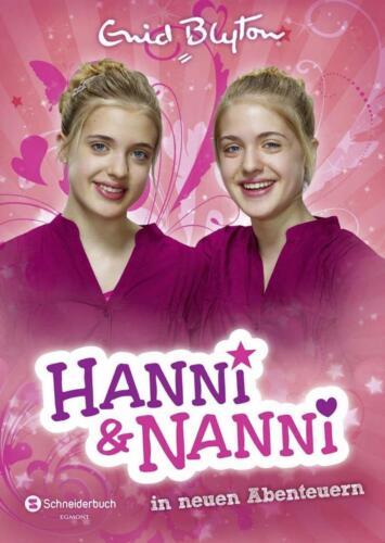 1 von 1 - Hanni und Nanni New Edition. Band 03 von Enid Blyton (2014, Gebundene Ausgabe)