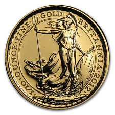 2012 1/10 oz Gold Britannia Coin - 25th Anniversary