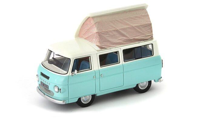 1 43 skala bilkult 0902 1972 Commer Dorbilene Coaster Camper