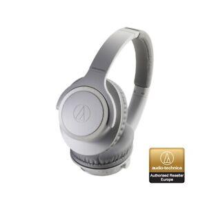 3ac47032fc0 Image is loading Audio-Technica-ATH-SR30BT-Wireless-Bluetooth-Headphones -Grey