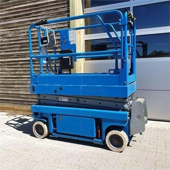 Saxlift, Genie GS 1530 Saxlifte