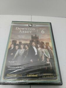 Masterpiece-Downton-Abbey-Season-6-DVD-2016-4-Disc-Set