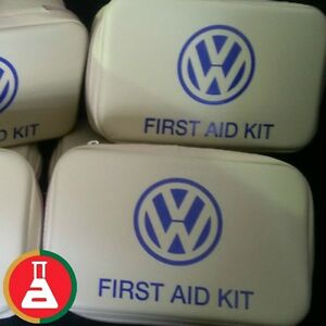 10-x-VOLKSWAGEN-FIRST-AID-KIT-LIMITED-EDITION-NEW-AUTHENTIC