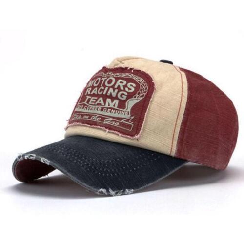 Motorcycle Caps New Cotton Baseball Cap Men And Women Snapback Hat Fashionable