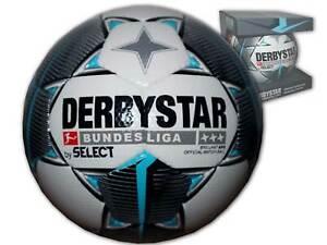 DERBYSTAR-Bundesliga-Football-Brilliant-Aps-Omb-Gr-5-Matchball-Competition-Ball