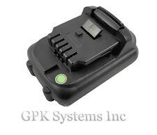 Battery DCB120  for Dewalt  DCF610S2 12-Volt Max 1/4-Inch Screwdriver Kit