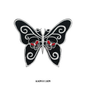 Butterfly-Cute-Disney-Embroidered-Iron-On-Sew-On-Patch-Badge-For-Clothes-etc