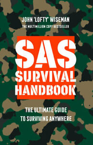 NEW-SAS-Survival-Handbook-By-John-039-Lofty-039-Wiseman-Paperback-Free-Shipping