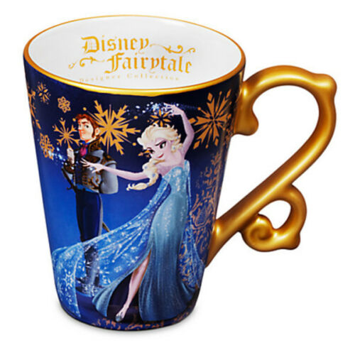 Disney Frozen Fairytale Designer Elsa and Hans Heroes vs Villains Coffee Mug Cup