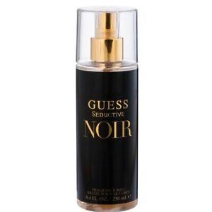 SOLDES !!! GUESS seductive  noir brume parfumée 250ml NEUF SOUS BLISTER