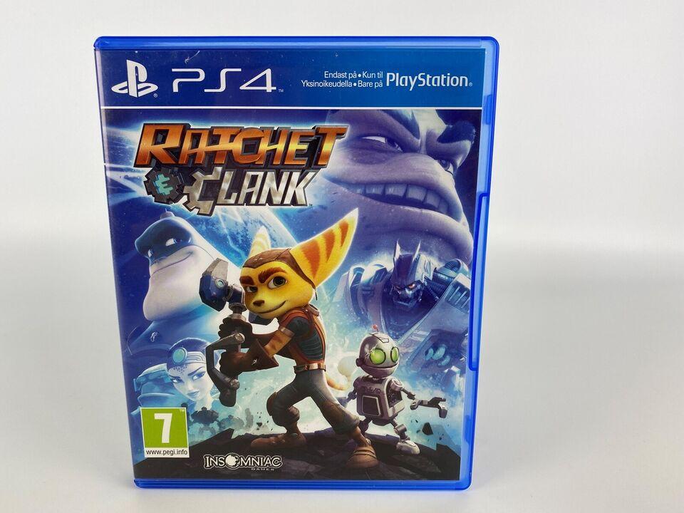 Ratchet & Clank, PS4