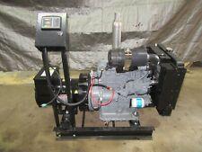 25 Kw Diesel Kubota Generator V2203 120240 V Single Phase Genuine Stamford Avk
