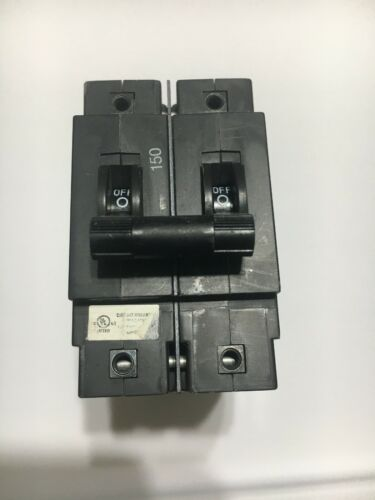 150 AMP Bullet Breaker Airpax LELHPK11-1REC4-30559-150 2 Pole 150A