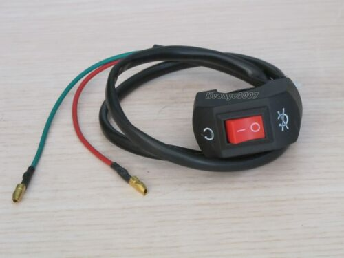 Universal Motorcycle Kill ON-OFF Switch For Scooter ATV Dirt Bike Mini Moto