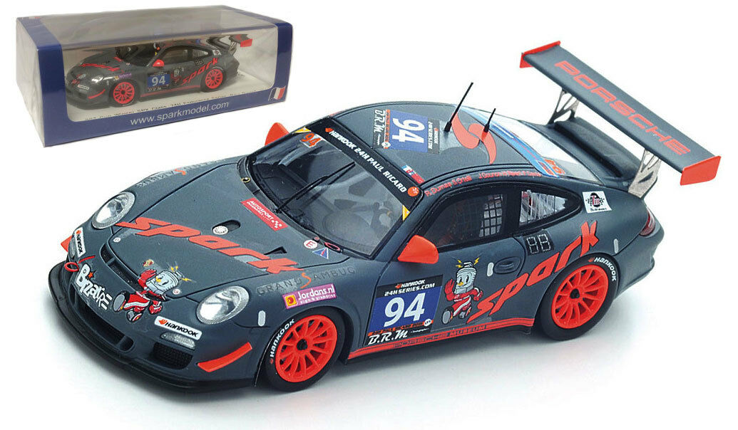 SPARK SF112 PORSCHE 997  94 SPARK Motorsport 24H PAUL RICARD 2016-Scala