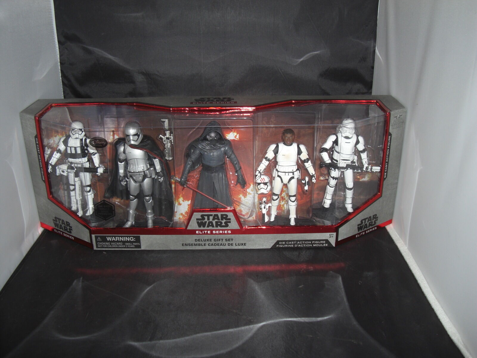 Star Wars The Force Awakens Elite Serie Deluxe Geschenk Set