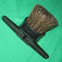 1.25 Black Horse Hair Dust Brush + Upholstery Combo Tool Fuller Vac Attachment