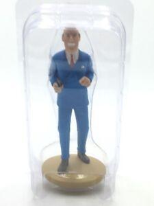 Collection Officielle Tintin Figurine N84 G.LOISEAU coque plastique sans livret