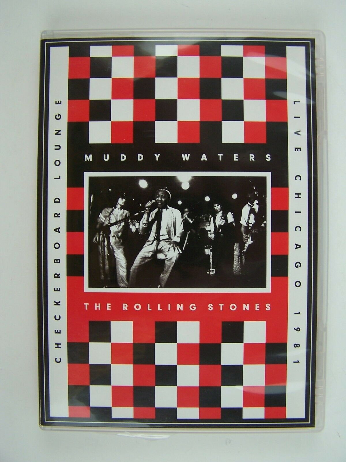 Muddy Waters & The Rolling Stones Live At Checkerboard