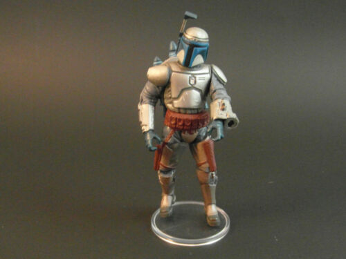 """1995 and up T4c 50 x 1.5/"""" Modern Star Wars Figure Display Stands-Wide stance"""