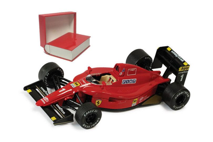 IXO SF06 90 Ferrari 641 F190 Winner French GP 1990 - Alain Prost 1 43 Scale