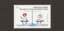 FRANCE 2013 - Timbres de Service CONSEIL de L'EUROPE n° 156 NEUF** LUXE