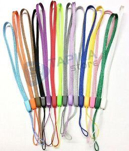 Hand-Wrist-Strap-Lanyard-for-MP3-MP4-Camera-Mobile-Phone-USB-Keys-ID-4-pieces