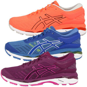 Asics-Gel-Kayano-24-Women-Laufschuhe-Damen-Turnschuhe-Sport-Sneaker-T799N