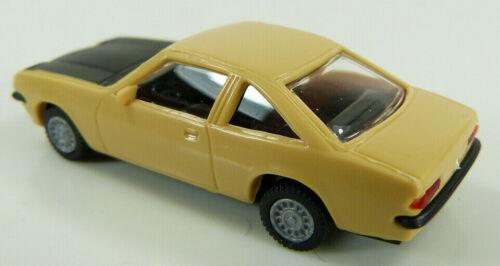 Opel Manta B beige//schwarz Euromodell 1:87 OVP ST