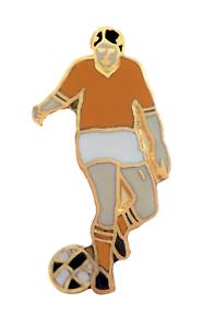 Blackpool Football Player Pin Badge - LAST ONE