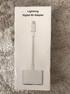 Lightning-to-HDMI-Digital-TV-AV-Adapter-Cable-For-Apple-iPad-iPhone-5-6-7-8-X-XS