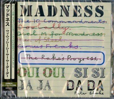 Madness Oui Oui Si Si Ja Ja Da Da Japan Cd E25 4571260581678 Ebay