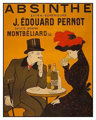 Historic Vintage Advertisement Reprint Art Picture Absinthe Liquor Spirits Bar Ebay
