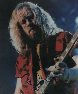 Music Brad Whitford Young Aerosmith Hand Signed 8x10 Photo Autographed Proof Coa Various Styles Rock & Pop