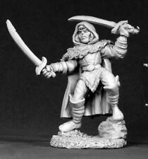 Reaper Dark Haven Blacksilk Male Thief  RPR 03097
