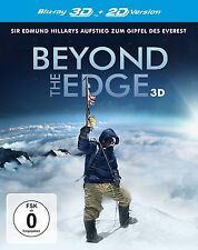 CHAD/SHERPA MOFFITT-BEYOND THE EDGE-SIR EDMUND HILLARYS AUFSTIEG 3D BLU-RAY NEU