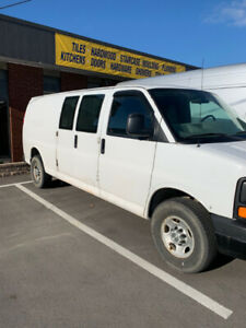 2007 Chevrolet Express extended