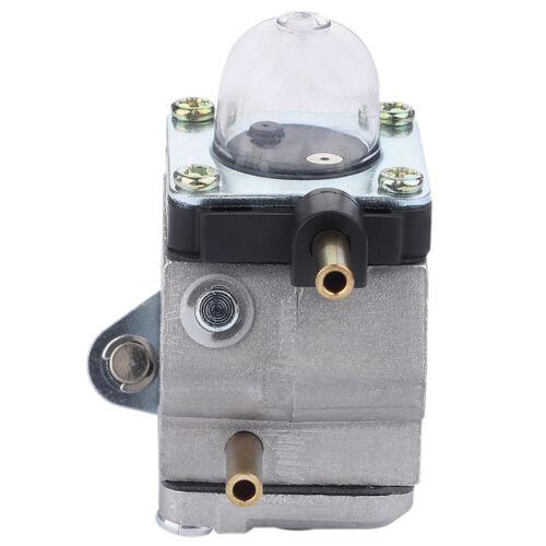 C1U-K54A Carburetor for Zama Mantis Tiller 7222 Echo 12520013123 Carb Fuel Line